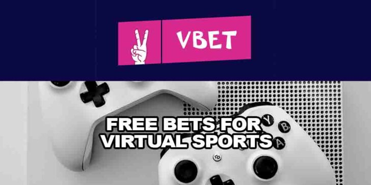 free bets for virtual sports