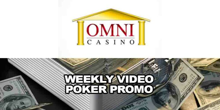 Weekly Video Poker Promo