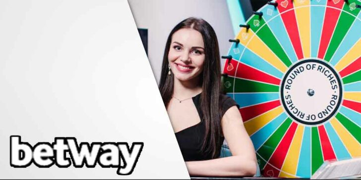 Betway Casino Live Dealer Promotion: Get Your Tickets
