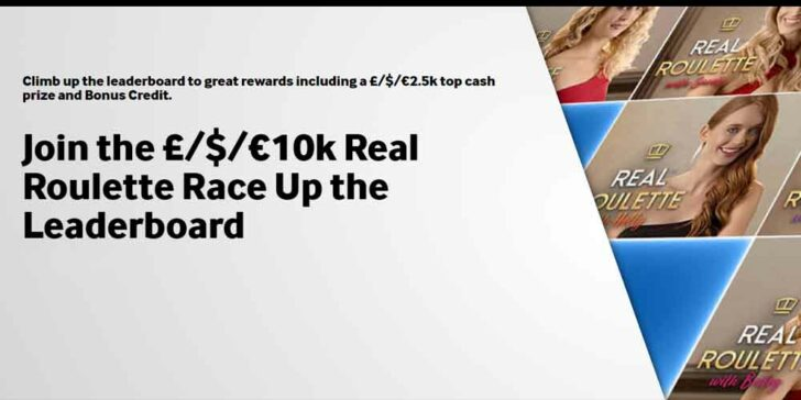 Betway Casino Promotions