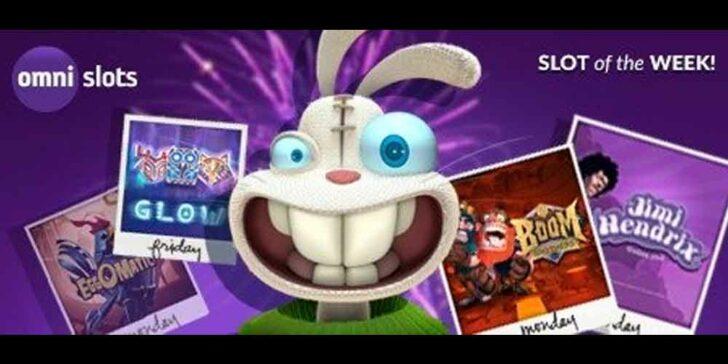 September Free Spins at Omni Slots – Get Spins on Slot of the Week