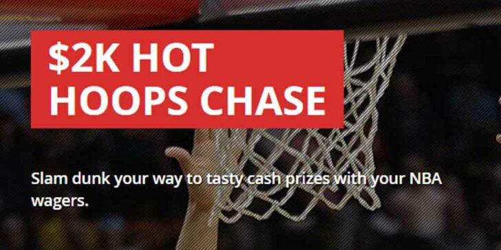 Win Cash on NBA Betting Promo