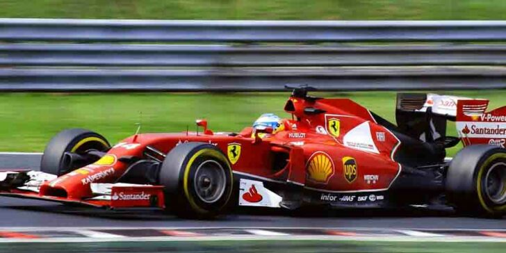greatest Ferrari drivers in history