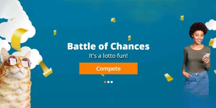 online lotto tournament