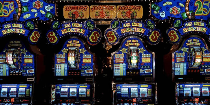 technology behind slot machines