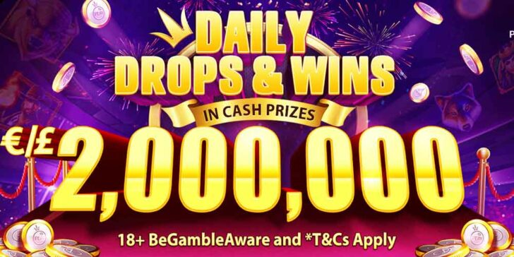 win cash prizes every day