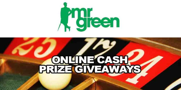 Online Cash Prize Giveaways