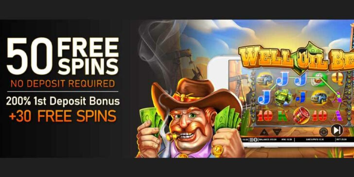 Exclusive Deposit Bonus and Free Spins