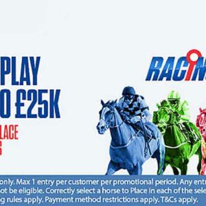 Racing Super Series – Win Your Share of £25,000 Prize Pool