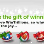 Online Lottery Gift Voucher With Wintrillions: Good Luck