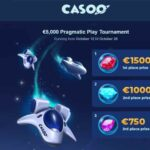 Slot Tournament for Cash Prizes at Casoo Casino – Win a Share of €5000
