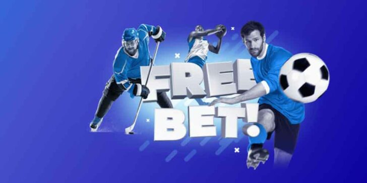 Sports Betting Free Bets: Bet on Sports and Get a Weekly Freebet