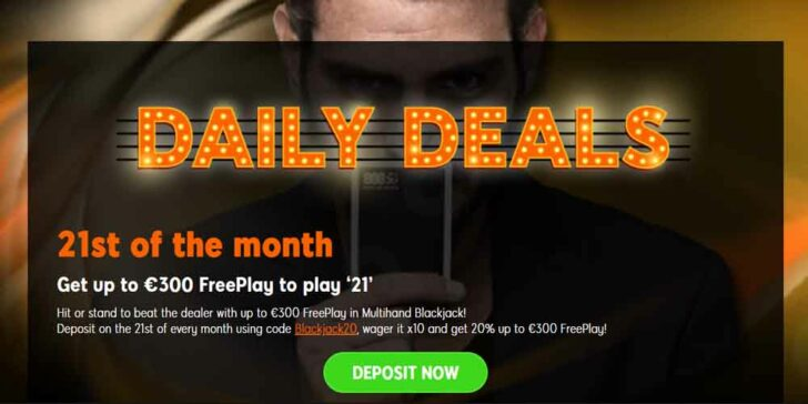 sports betting promos every day