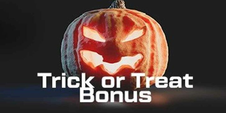trick or treat casino promotions