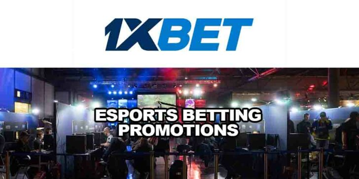 eSports betting promotions this week