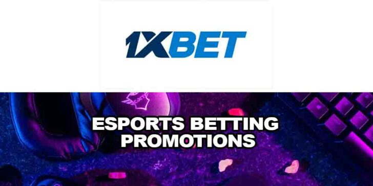 eSports Betting Promotions With 1xBET Sportsbook: aSports Basketball