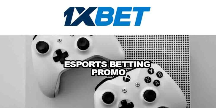 Best eSports Betting Promo: League of Legends at 1xBET Sportsbook