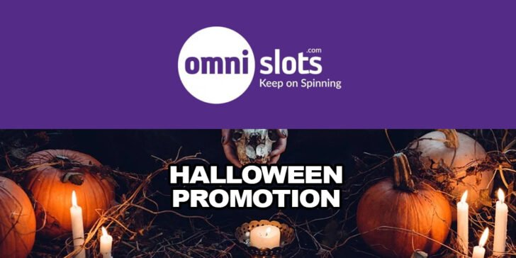 Omni Slots Halloween Promotion