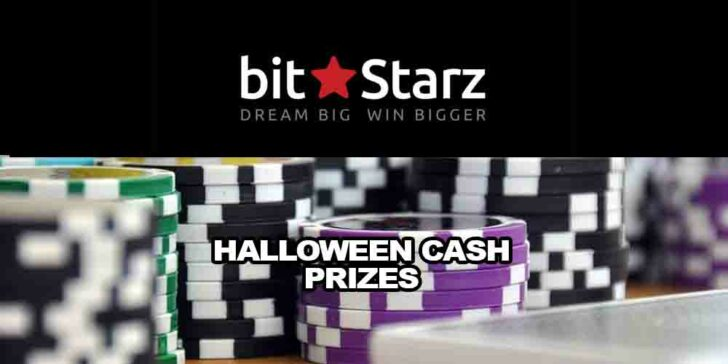 Halloween Cash Prizes at BitStarz – Win Your Share of €60,000