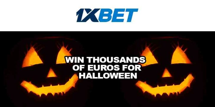 Win thousands of Euros for Halloween