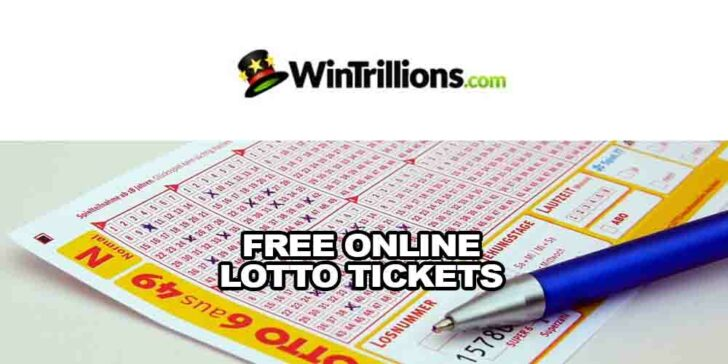 free online lotto tickets