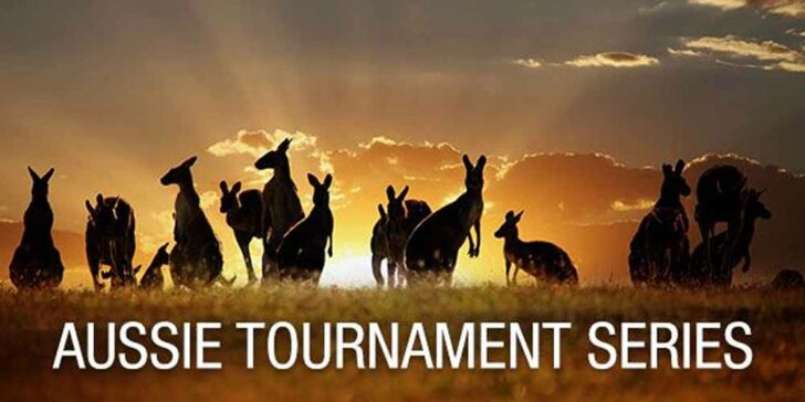 Aussie Tournament Series – Grab Your Share of $1,250 GTD