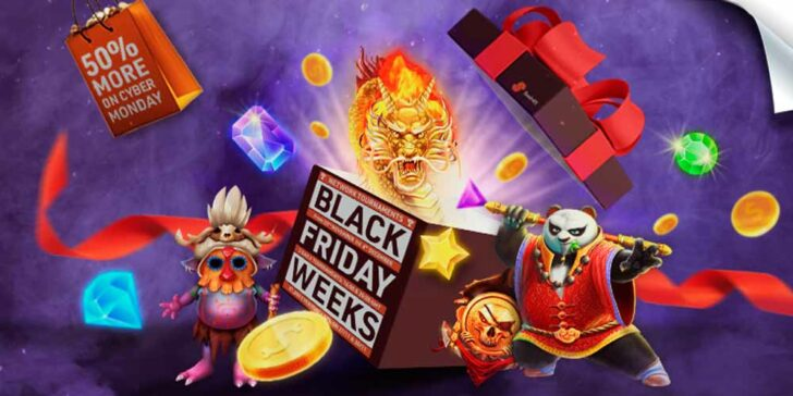 Black Friday Casino Bonuses
