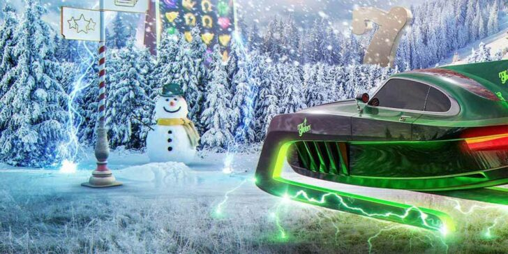Mr Green Casino Christmas Promotions
