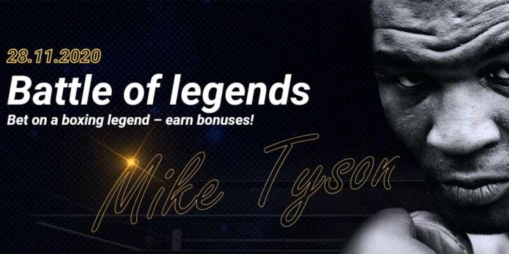 bet on boxing legends