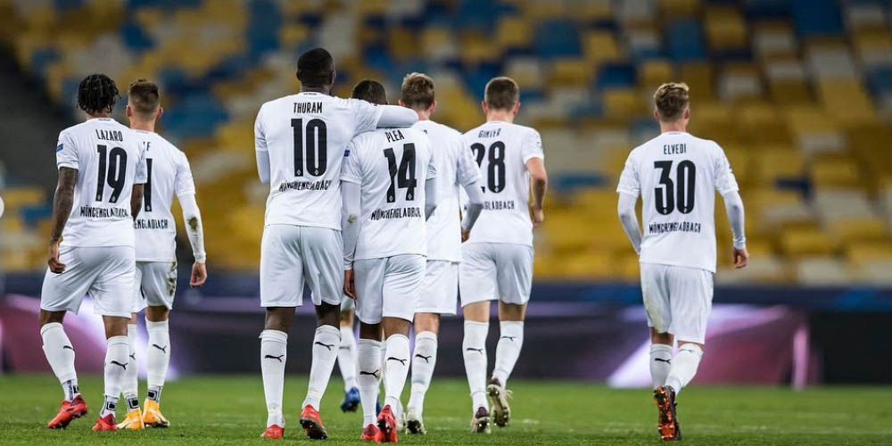 Champions League Matchday 4 preview, bet on Monchengladbach to win againin the UCL