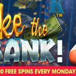 Weekly Betsoft Free Spins at Vegas Crest Casino: Take Part and Win