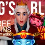 Weekly Vampire Senpai Free Spins With King Billy Casino
