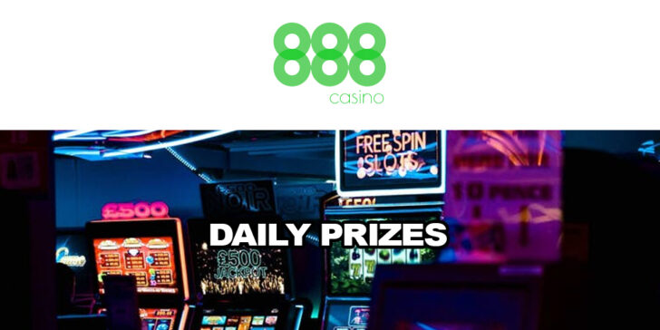 888casino daily prizes