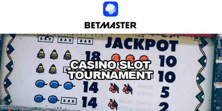 Betmaster Casino Slot Tournament: Win up to €50,000 Prize Pool!