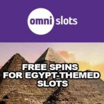 Free Spins for Egypt-Themed Slots With Omni Slots