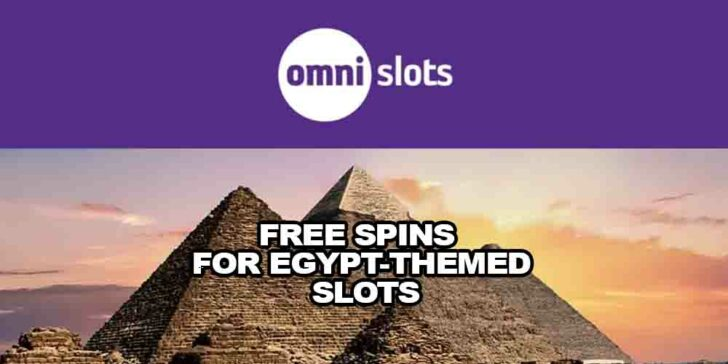 free spins for Egypt-themed slots