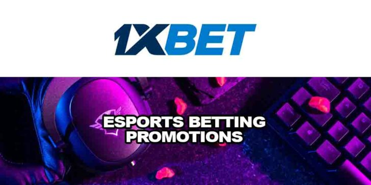 eSports betting promotions