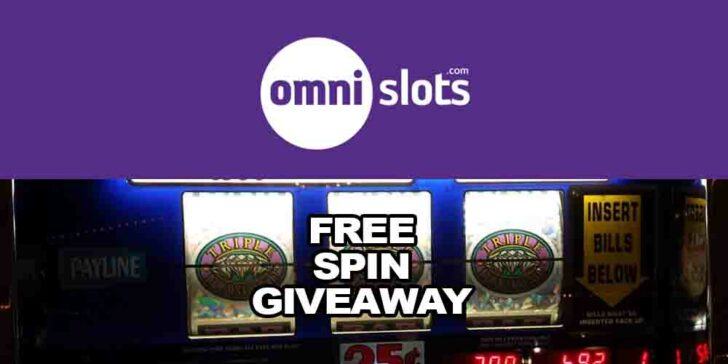 daily free spin giveaway