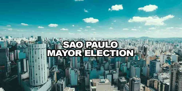 Covas Leads at the 2020 Sao Paulo Mayor Election Odds
