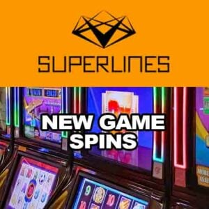 New Game Spins and Bonus at Casino Superlines