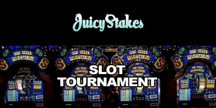 Juicy Stakes slot tournament
