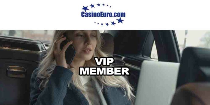 become a Casino Euro VIP member