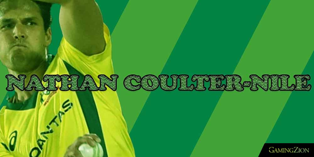 Australia Cricket Players 11 NATHAN COULTER-NILE
