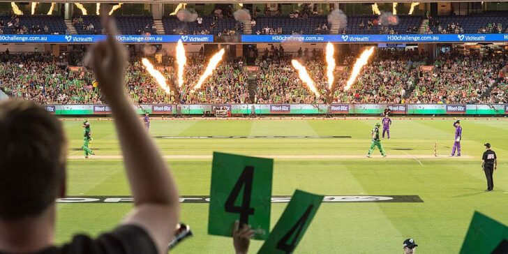 Escape The Winter Blues With A Bet On The Big Bash League