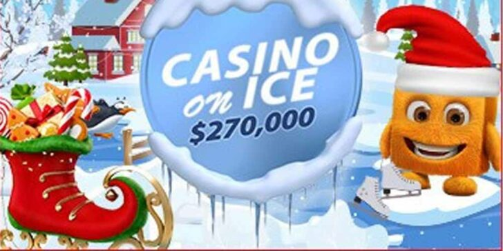 Intertops Casino Weekly Giveaways – Casino on Ice Brings You $270,000