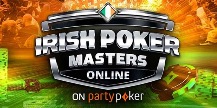 Irish Poker Masters Online Tournament at Partypoker – Win from €1M GTD