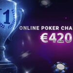 Vbet Poker Tournaments Every Week – Join €420.000 GTD Championship