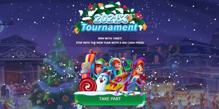 Win cash for New Year's Eve