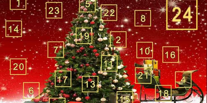 Win Fantastic Prizes with bet365 Casino Advent Calendar
