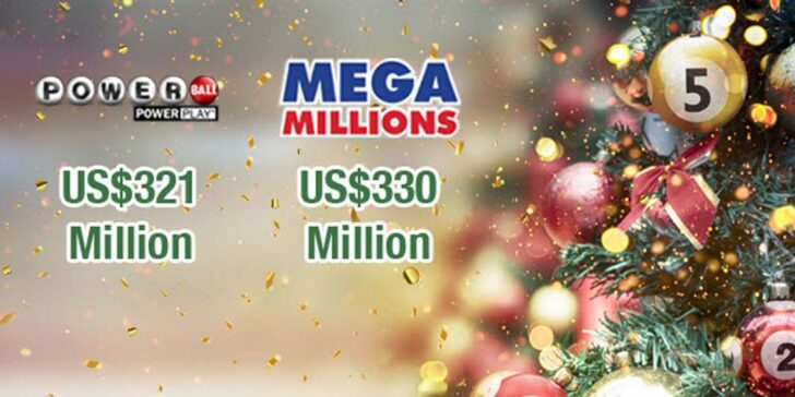 online Christmas lottery promo